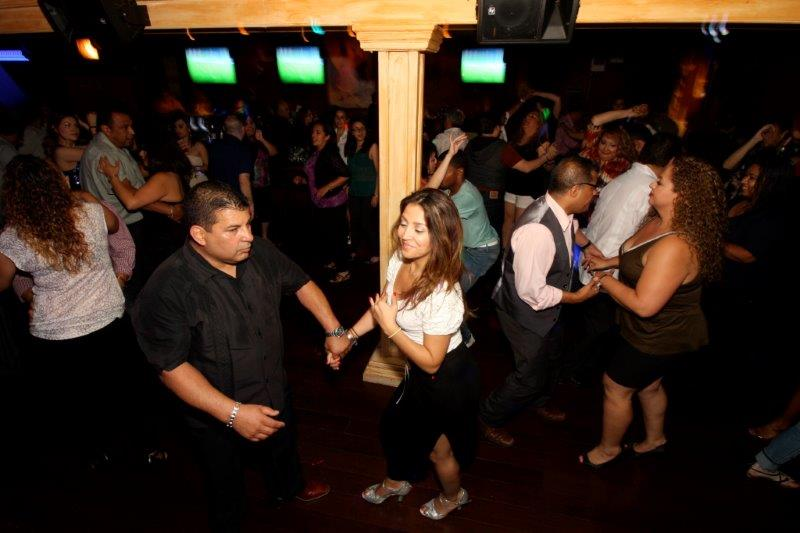 Social Dancing at Congas